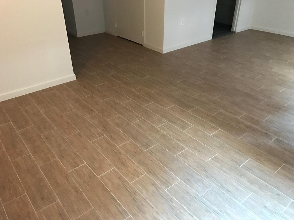 Floor Remodeling